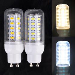 Dæmpbar GU10 5W Hvid / Varm Hvid SMD5730 36 LED Corn Pære 220V