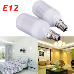 E12 3.5W White/Warm White 5730SMD 420LM LED Corn Light Bulb 220V