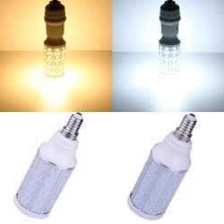 E14 10W Warmweiß / Weiß 120 SMD 3014 220 240V LED Mais Glühlampe