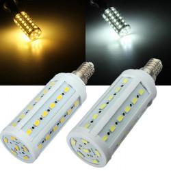 E14 11W 42 SMD 5630 Warm White/White LED Corn Light Bulb AC 220V