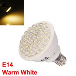 E14 1.5-2.5W 38 LED Warm White LED Spot Light Lamp Bulb 110-240V