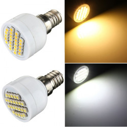 E14 1.5W Non-Dimmable SMD 3528 LED Corn Spot Light Lamp Bulb 85-265V