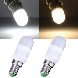 E14 1.8W warmes Weiß / Weiß 11 SMD 3014 220 LED Glühlampe