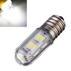 E14 1W SMD 5050 Weiß AC 220 240V Mini Bett Lampen LED Mais Licht