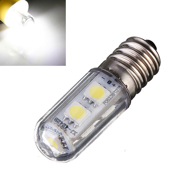 E14 1W SMD 5050 Weiß AC 220 240V Mini Bett Lampen LED Mais Licht LED Lampen
