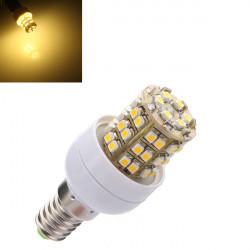 E14 2.9W Warm White 48 SMD 3528 LED Energy Saving Light Bulb 220-240V