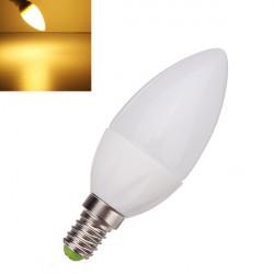 E14 2W warmes Weiß SMD 3014 LED energiesparende Lampe Lampen 85 265V