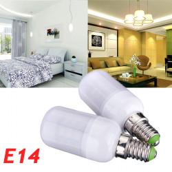 E14 3.5W White/Warm White 5730SMD 420LM LED Corn Light Bulb 110V