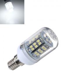 E14 3W Weiß 48 SMD 3528 LED energiesparende Punkt Birnen 200 240V