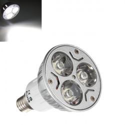E14 3W White LED Energy Saving Spot Light Lamp Bulb 85-265V