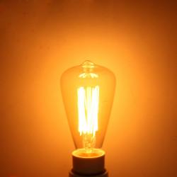 E14 40W Glühlampe 220V ST48 Retro Edison Glühlampe