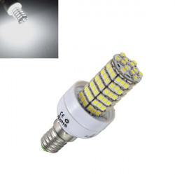 E14 5W 700LM Pure Vit SMD 3528 SinglyFire LED-lampor 85-265V