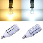 E14 8W warmes Weiß / Weiß 45 SMD 5050 85 265V LED Mais Glühlampe LED Lampen