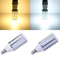 E14 8W warmes Weiß / Weiß 45 SMD 5050 85 265V LED Mais Glühlampe