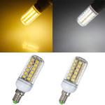 E14 LED Licht 6W 48 SMD 5050 Energy Saving Mais Glühbirnen 110V LED Lampen