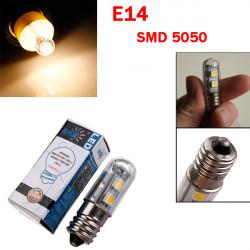 E14 LED Varm Hvid SMD 5050 Små Lampe Pære Bed Lys Candle 220V