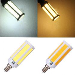 E14 Weiß / Warmweiß 7W Mais Birnen Lampe 108 LED 85 264V
