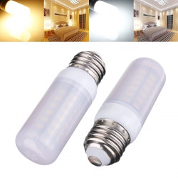E26 6W White/Warm White 5730SMD LED Corn Bulb Frosted Cover AC 110V
