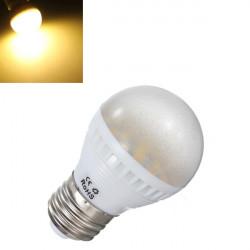 E26 7W Varmvit 29 SMD 5050 LED Lågenergibelysning Glödlampa 110V