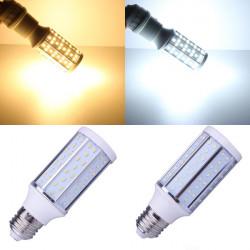 E27 10W Warm White/White 120 SMD 3014 85-265V LED Corn Light Bulb