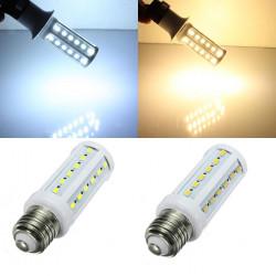 E27 11W weißes / warmes Weiß 5630SMD 42 LED energiesparende Mais Birnen 220V