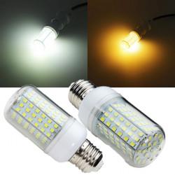E27 126 SMD 2835 15W Varm Whtie / Hvid LED Corn Lys 220V