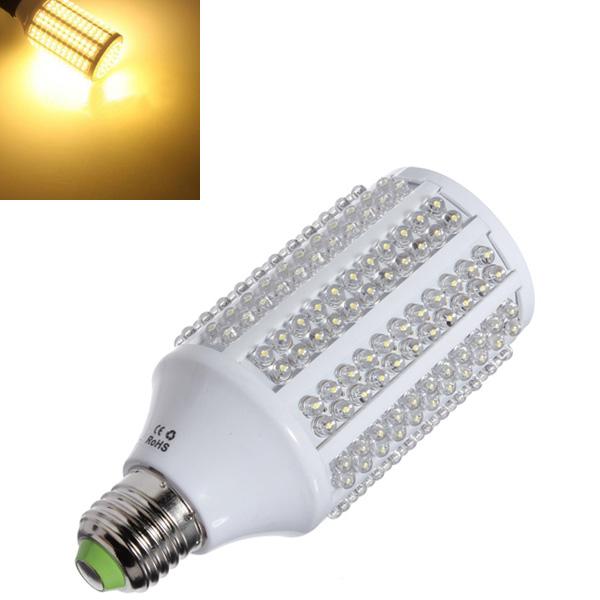 E27 13W 950LM warmes Weiß 263 SMD LED Mais Licht Lampen Birnen 110V LED Lampen