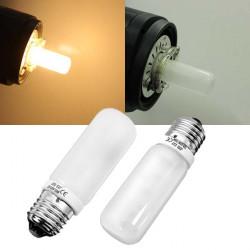 E27 150W Warm White Studio Modeling Strobe Blitz Licht Lampen Birne 220V