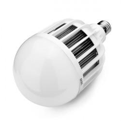 E27 15W 72 SMD 5730 Pure Vit High Power LED Globe Glödlampa 220V