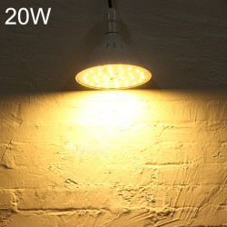 E27 20W 40 SMD 5730 LED Light Bulb Workshop Lamp AC 220V