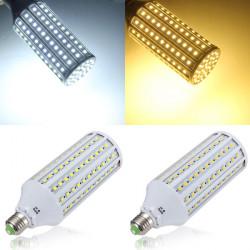 E27 30W 5050 165SMD White/Warm White LED Corn Light Bulbs AC 110V
