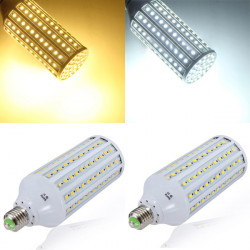 E27 30W LED White/Warm White 165led SMD5050 Corn Light Lamp Bulbs 220V