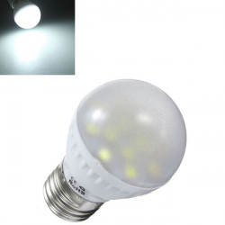 E27 3.5W Pure White 170 210LM SMD 5050 energiesparendes helles 110 240V