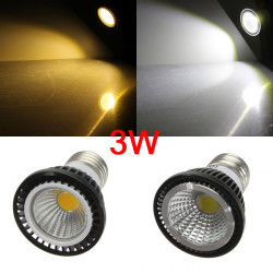 E27 3W 300-330LM LED COB Spot Down Light Lamp Bulb 85-265V