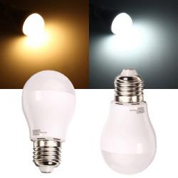 E27 3W SMD 2835 Hvid / Varm Hvid LED Pære AC 220V