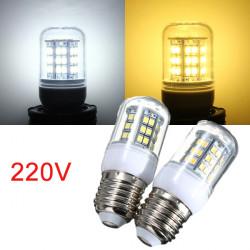 E27 3W warmes Weiß / Weiß 48 LED 2835 SMD Mais Glühlampe Lampe 220V