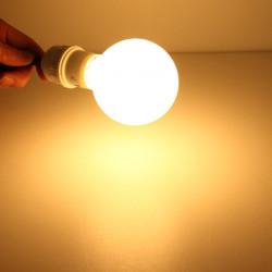 E27 40W Glödlampa 220V G80 Milky Edison Glödlampa