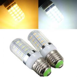 E27 4.5W weißes / warmes Weiß 36 SMD 5730 LED Mais Glühlampe 220V