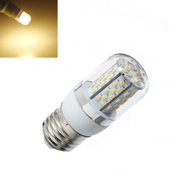 E27 4W 440LM Warm White 78 SMD 3014 LED Corn Light Bulbs 85-265V