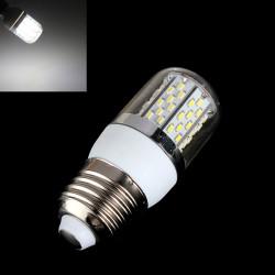 E27 4W 520LM Pure Vit 78 SMD 3014 LED Lampa 85-265V