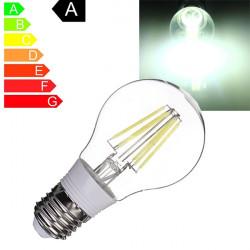 E27 4W Pure White Filament LED Birnen Retro Lampe 360 Grad 85 265V