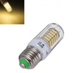 E27 5W 120 SMD 3528 LED Warm White Energy Saving Light Lamp Bulb