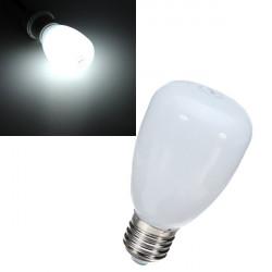 E27 5W reines Weiß Ultra Highlight LED Glasdeckel Glühlampe 220V