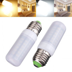 E27 6W White/Warm White 5730SMD LED Corn Bulb Frosted Cover AC 110V