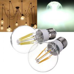 E27 6W Vit / Varmvit Glödlampor LED Retro Lampa 360 Graders 85-265V