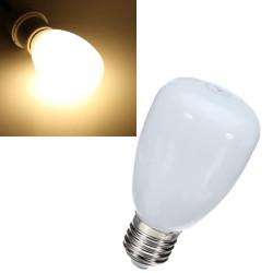 E27 7W wärmen weiße energiesparende LED Glasdeckel Licht Lampe 220V