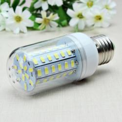 E27 8W 1300LM 60SMD 5730 LED Corn Light Bulb AC 220-240V