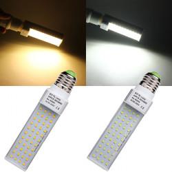 E27 8W 690 720LM Weiß / Warm White 44 SMD 2835 LED Stecker Licht 90 260V