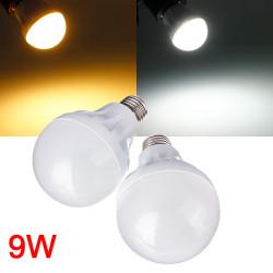 E27 9W 30LED 3014 SMD Globe Pære Lys Lampe Hvid / Varm Hvid 220-240V