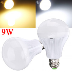 E27 9W Weiß / Warm White 2835 SMD 30LED Glühlampe Lampe 110 130V